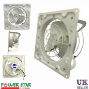 Commercial Extractor Exhaust Metal Ventilation Fan